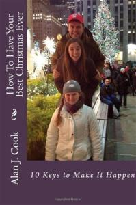My first book!  Discover how to have your best Christmas ever like I did!